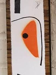 *sold* Composition with Orange