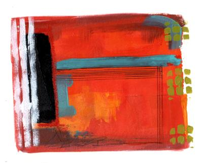 The space in-between [sold]