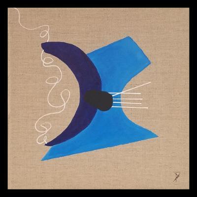 Blue Blues *sold*